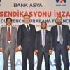 Bank Asya'ya 325 milyon $ sendikasyon